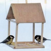 Творческая мастерская «Кормушка для птиц»